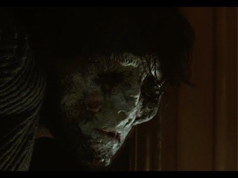 "THE BOY (2016) FX Test Shot ""Paper Mache Mask"" HD"