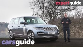 Range Rover 2018 review: PHEV