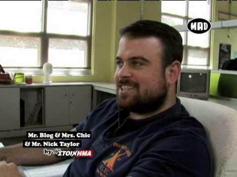 Weekly Gossip από τουςMr.Blog, Mrs.Chic & Mr.Nick Taylor (12.7.13)