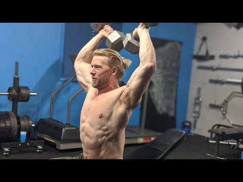 Home Dumbbell Exercises You Should Be Doing! | Buff Dudes Dumbbell Plan Phase 2 Day 2
