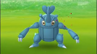 Heracross Spawns at Pokemon Go Fest 2017