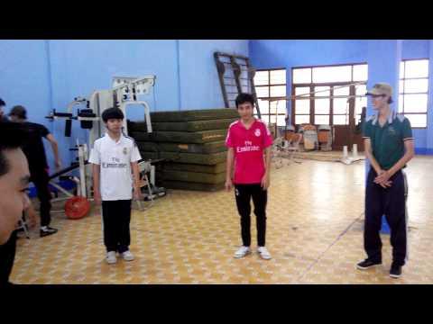 80 động tác thể dục lớp ĐH CNTT C14