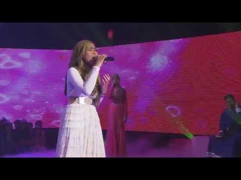 Ceria Popstar 2: Putri - Ketika Cinta Bertasbih (Melly Goeslow ft. Amee) [23.05.2014]