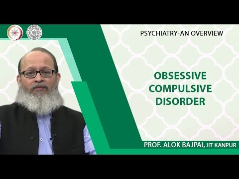 Lec 13 Obsessive Compulsive Disorder