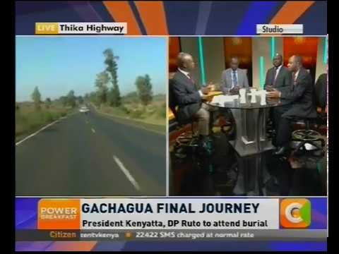 Power Breakfast News Review : Countdown to nominations