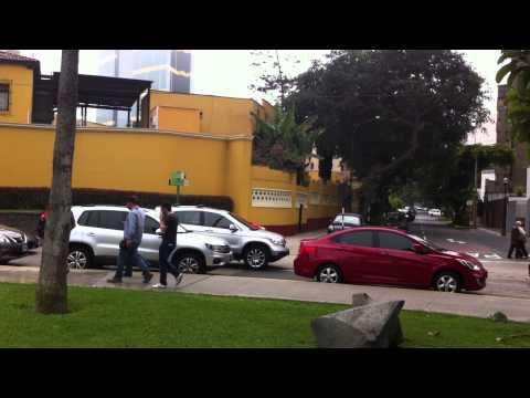 Peru Lima Cocaine traders life Lamborghini
