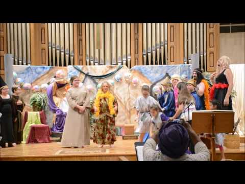 SJUMC Summer Musical 2016 - Malice in the Palace: The Story of Esther