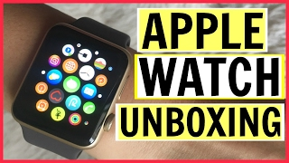 APPLE WATCH UNBOXING HAUL
