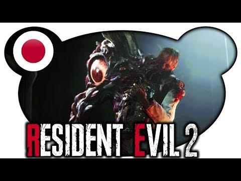 Immer wieder William - Resident Evil 2 Remake Claire ???????? #02 (Horror Gameplay Deutsch)