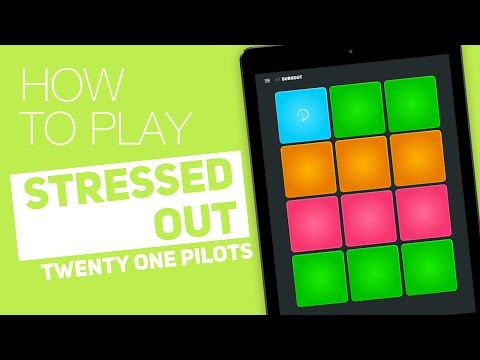 How to play: STRESSED OUT (twenty one pilots) - SUPER PADS - Burnout Kit