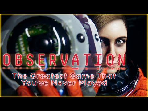 Observation - The greatest game that you've NEVER played |