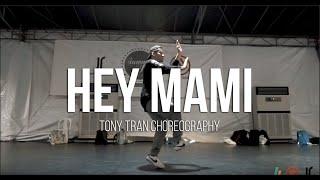 Hey Mami - Sylvan Esso | Tony Tran Choreography