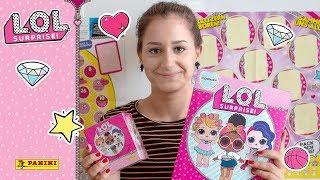 Überraschung! Gina zeigt euch die neue L.O.L. Surprise Stickerkollektion