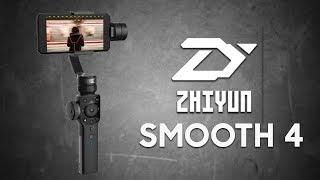 Zhiyun Smooth 4: Gimbal cực chuyên nghiệp dành cho quay phim smartphone