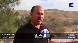 مواطنون يشكون من خطورة تحويلة طريق عمّان اربد جرش - (21-6-2018)