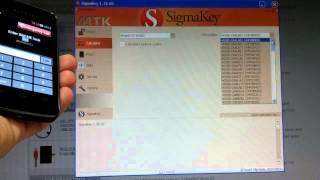 Alcatel OT-4030D unlock with Sigma Calculator