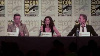 Cobie Smulders and Neil Patrick Harris sing