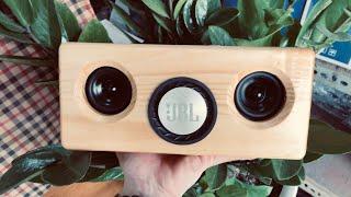 DIY Bluetooth Speaker 2x15W