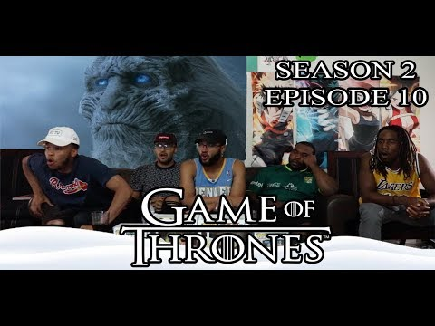 Game of Thrones Season 2 Episode 10 Finale Reaction/Review