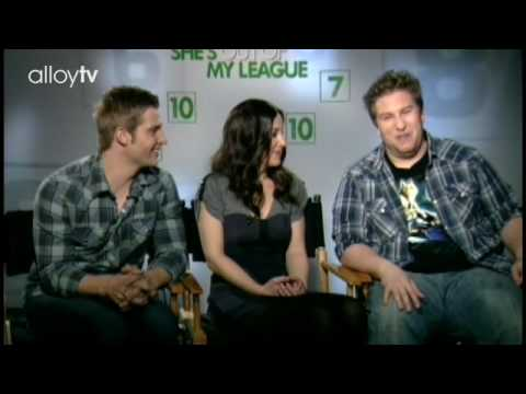 Nate Torrence, Mike Vogel, Lindsay Sloane: She's Out of My L