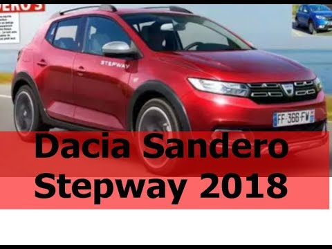nuova dacia sandero e sandero stepway 2018 terza serie anteprima e foto. Black Bedroom Furniture Sets. Home Design Ideas