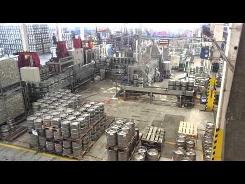 Пивоваренный завод, выпускающий пиво под маркой «Велкопоповицкий Козел».