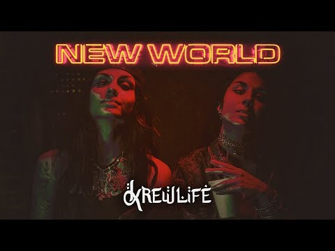 Krewella - New World Release Party (Krewlife Crowd Edit)