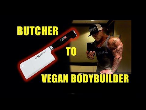 From butcher to vegan bodybuilder - Guelph Vegfest