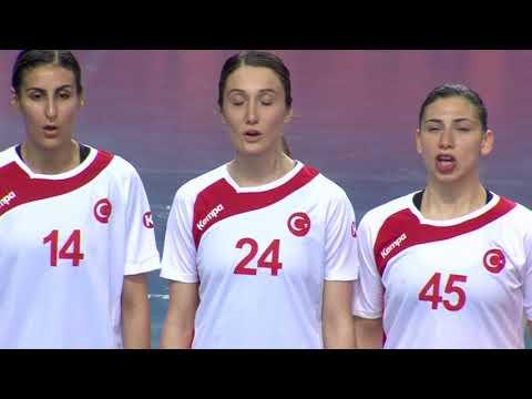 Lithuania VS Turkey Handball European Championship Women - Qualification