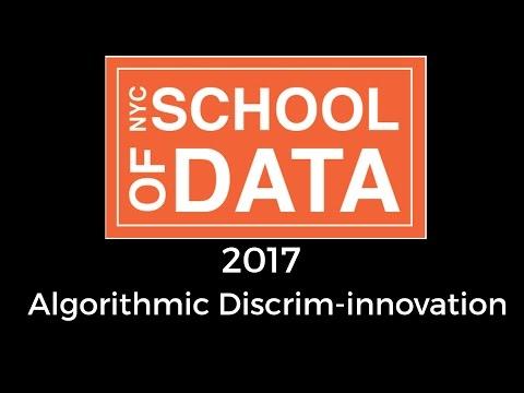 Algorithmic Discriminnovation (Discrim-innovation)