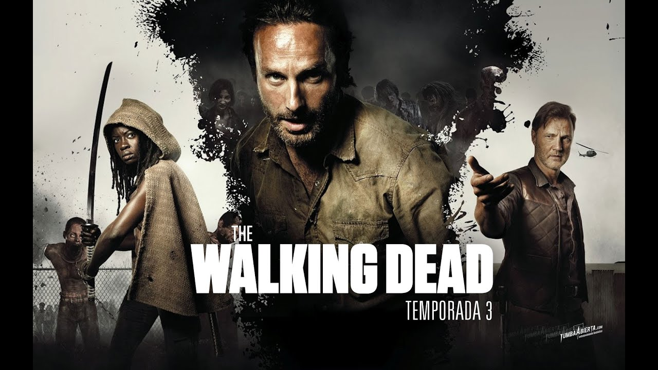 The walking dead cuarta temporada - Trailer Review - YouTube