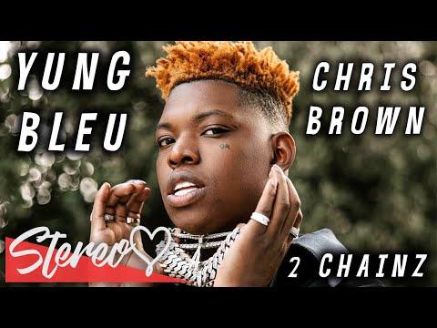 Yung Bleu, Chris Brown & 2 Chainz – Baddest (Lyrics)