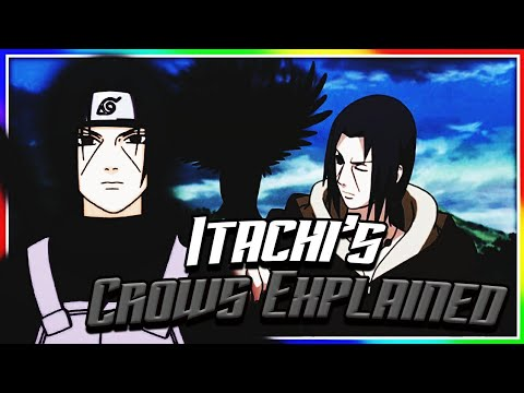 Why Itachi Uses Crows For His Ninjutsu!