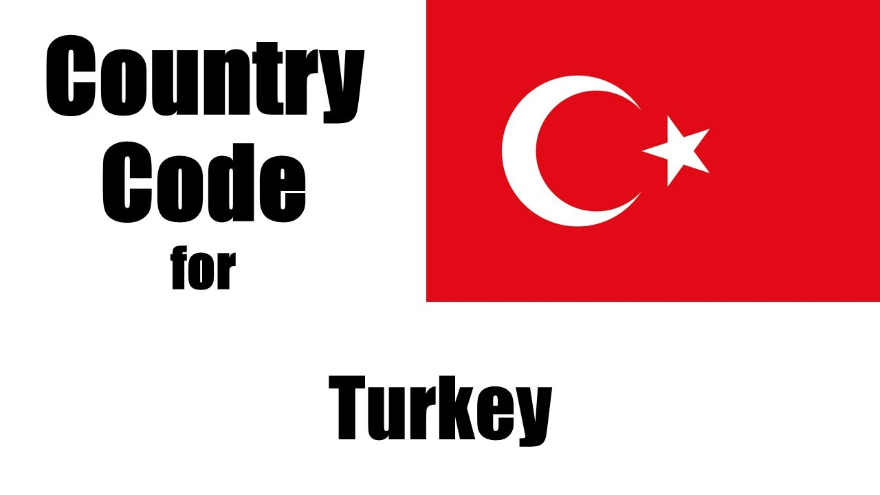 Turkey Dialing Code Turk Country Telephone Area Codes In You
