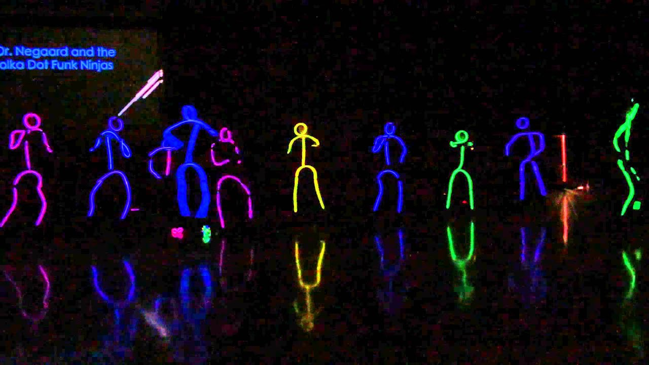 Glow Stick Dance: 2015 Ben Franklin Talent Show - YouTube