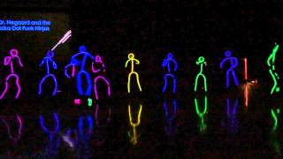 Glow Stick Dance: 2015 Ben Franklin Talent Show