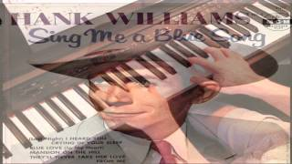 I Cant Help It If Im Still In Love With You – Hank Williams – Piano