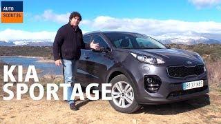 KIA SPORTAGE 2018 | Review en español | AutoScout24