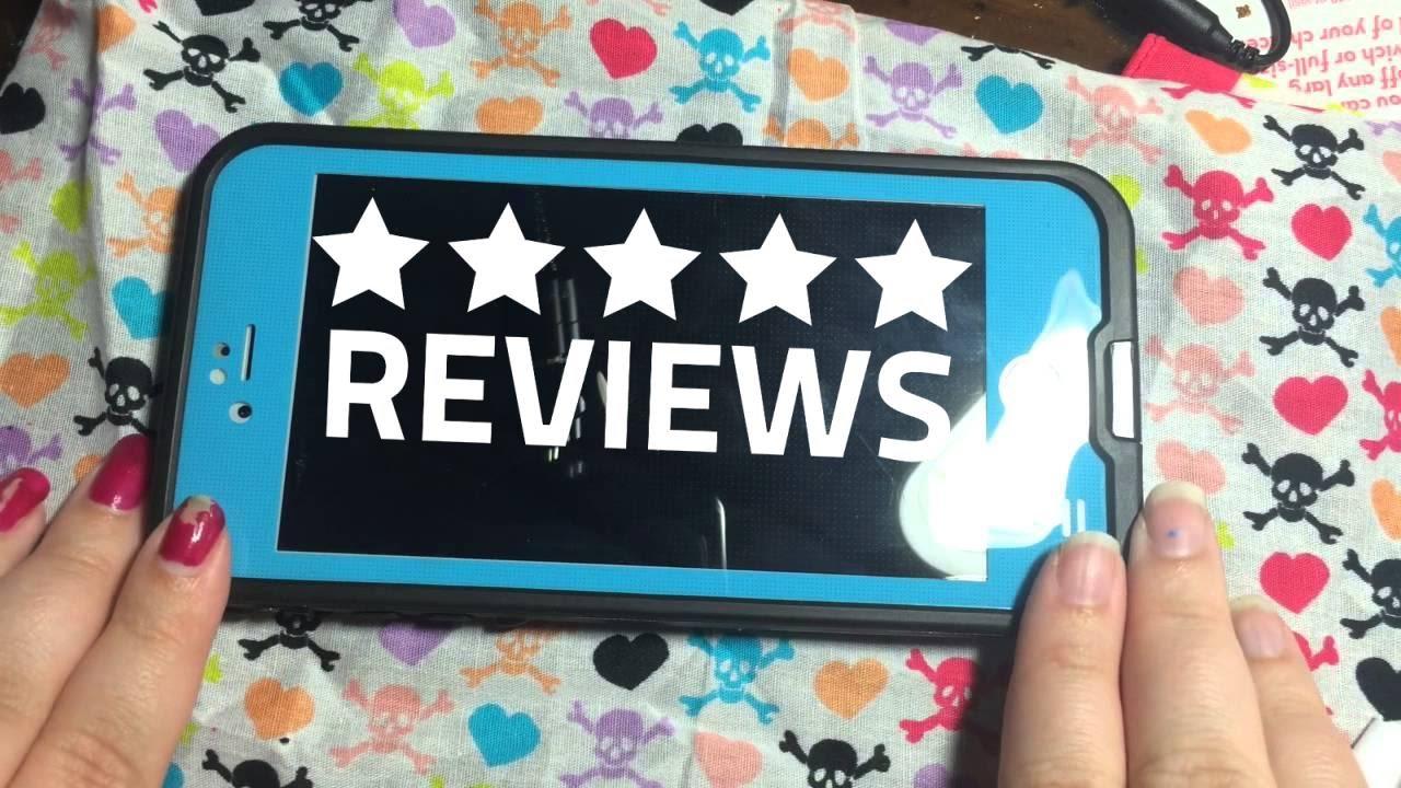 Super Waterproof Case iPhone 6 Plus Easylife - YouTube YI44