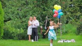 10 лет семейного счастья...