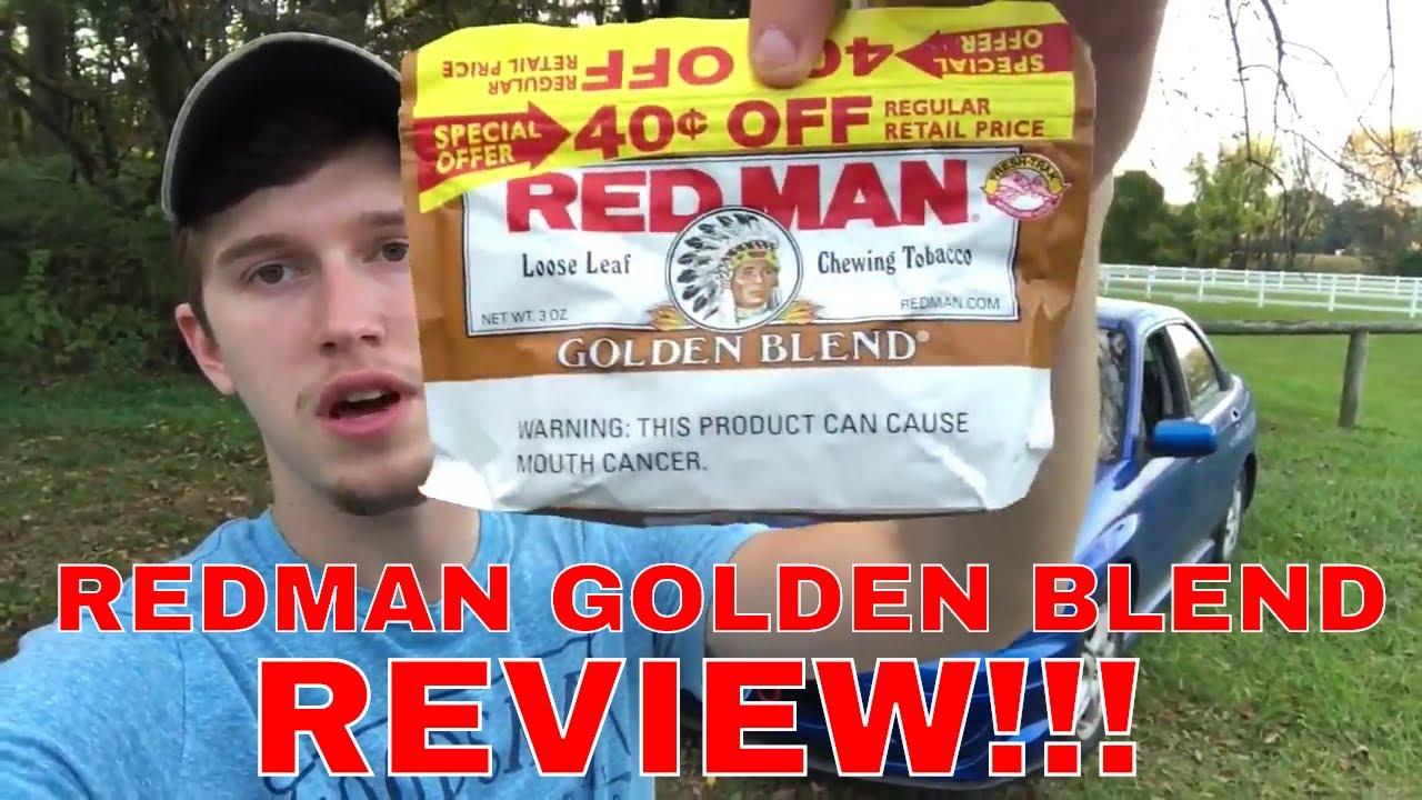 Redman Golden Blend Review