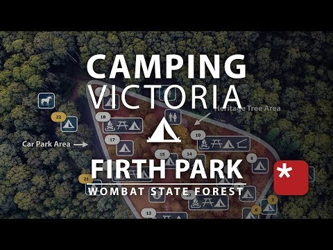 Adventure Victoria - Bush Camping First Try