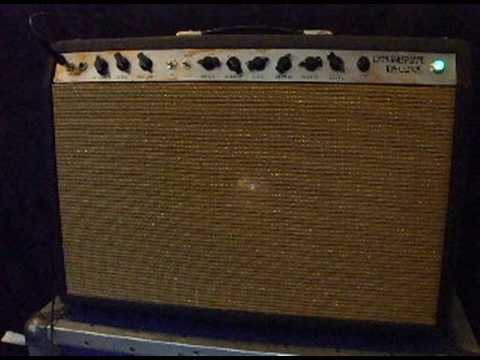 1979 Dumble Overdrive Deluxe guitar amp