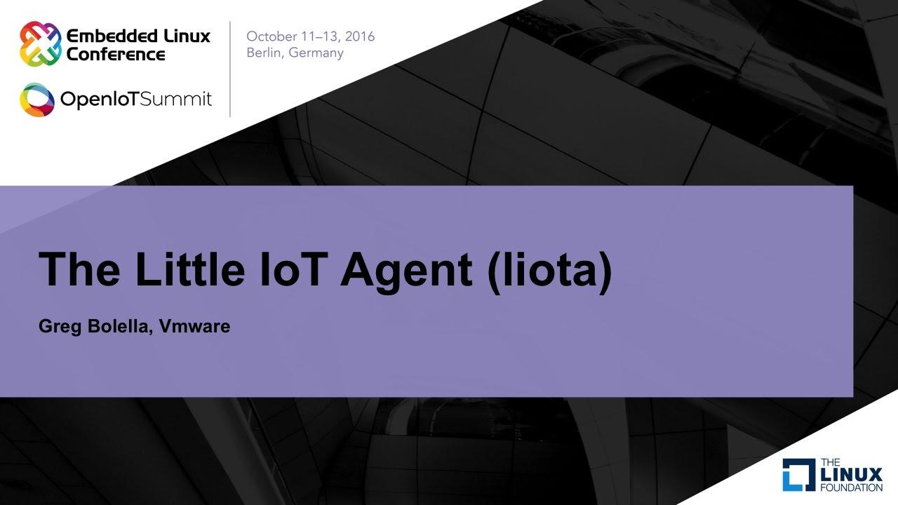 Download The Little IoT Agent (liota)
