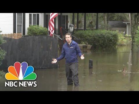Record Rainfall in South Carolina | Short Take | NBC News