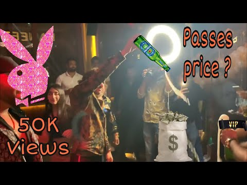 Going to PLAYBOY CLUB as vip //  NEW DELHI // NIGHT LIFE. (Passes PRICES)