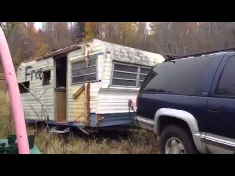 Gypsy Wagon arrival 2 Free camper