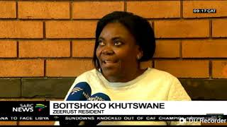SAHRC intervenes in the stand-off between locals and non-nationals in Zeerust