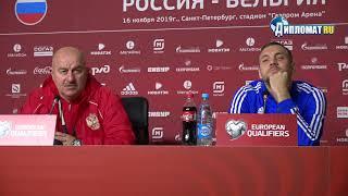 Станислав Черчесов высказался о новой форме сборной России