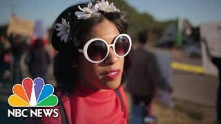 Super Tuesday Voters Talk: 'It's Becoming A Circus' | NBC News